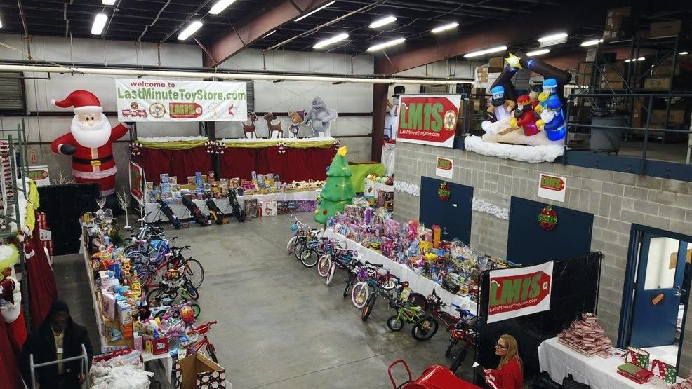 Donations open for Davidson County Sheriff's Last Minute Toy