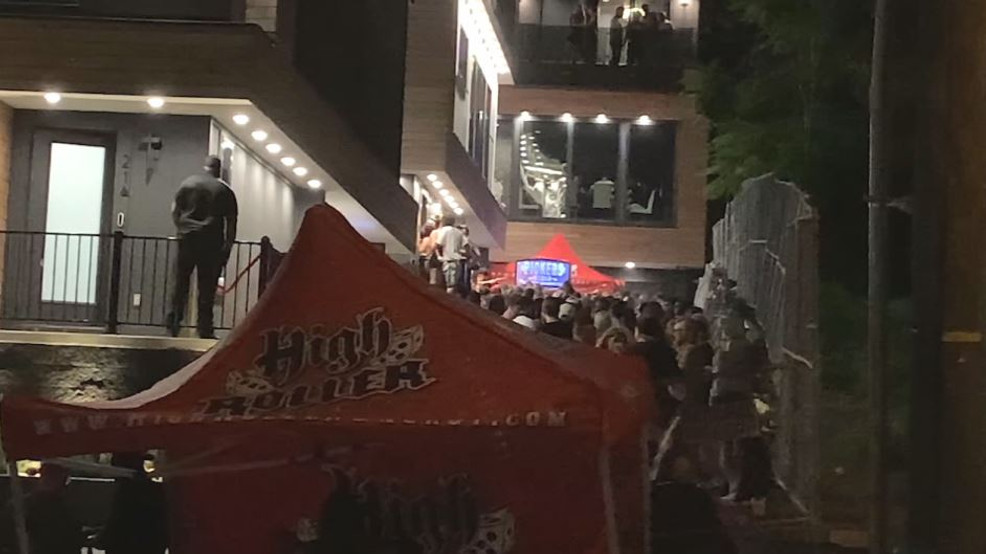 Party With Hundreds Of People Held In East Nashville While Large Gatherings Prohibited Wztv