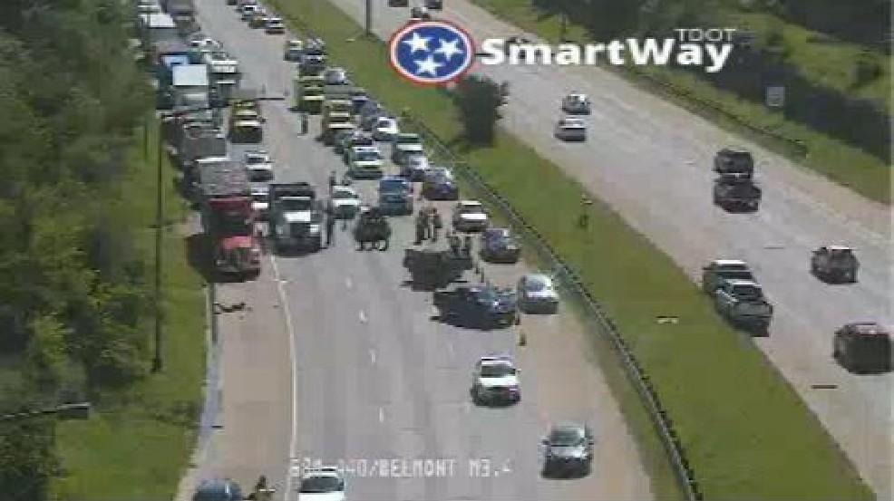 Lebanon toddler dies following I-440 crash in Nashville   WZTV
