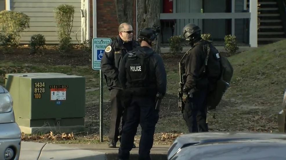 One Arrested In Antioch Apartment Barricade Situation Wztv