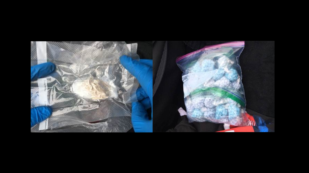 Detroit man busted with heroin, over 4,000 OxyContin pills