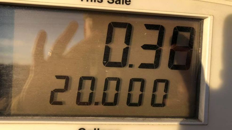 Cheapest Gas Prices >> Input Error Leads To Several Middle Tennessee Drivers Treated To