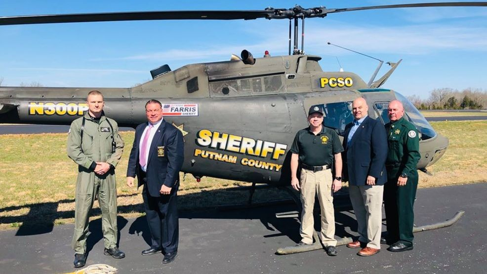 Putnam County Sheriff's Office receives first ever