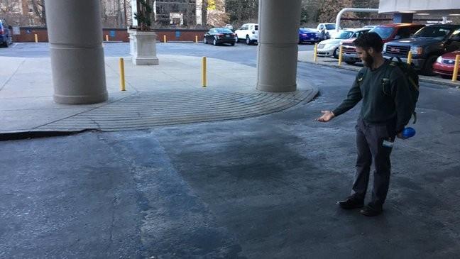 Nashville nurse delivers baby in hospital parking lot, saves