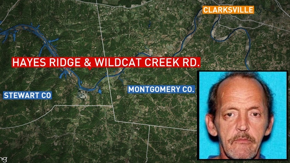 Manhunt for Kirby Wallace ends with accused killer captured