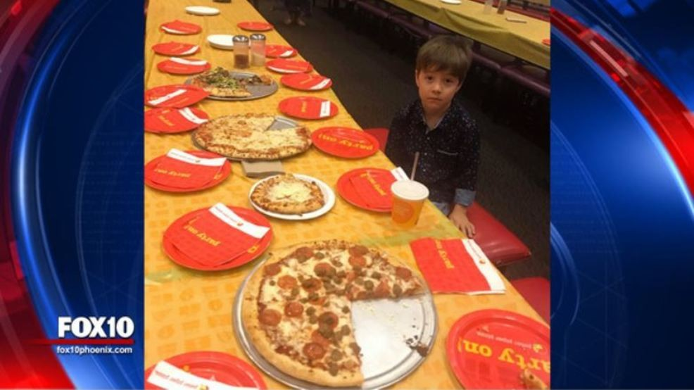6 Year Old Boy Hoping For Birthday Wishes After No One Shows Up To Party