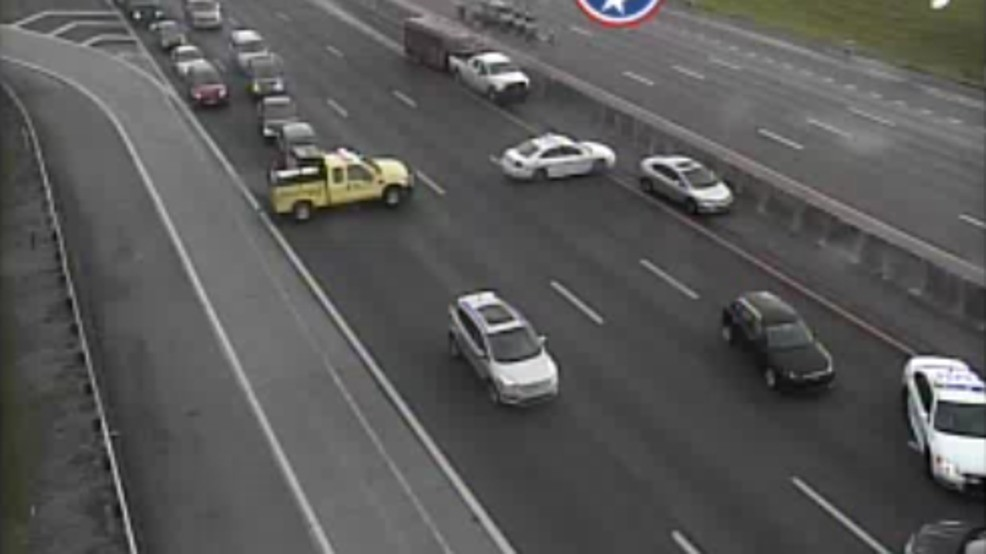 UPDATE: One person critical after crash on I-65 North at