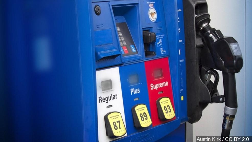 Gas Prices In Tennessee >> Aaa Gas Prices Dropping In Tennessee Wztv