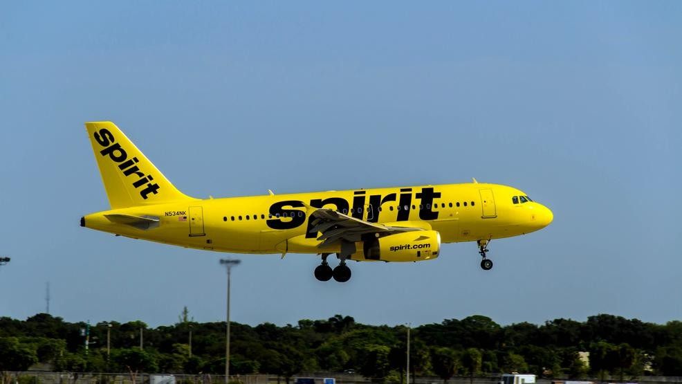 Spirit Airlines announces nonstop flights from Nashville to Cancun, Mexico