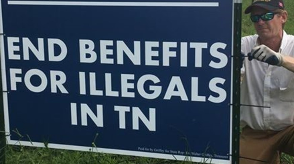 Image result for U.S Lawmaker files series of bills so Tennessee will be 'last placeillegal aliens want to go'