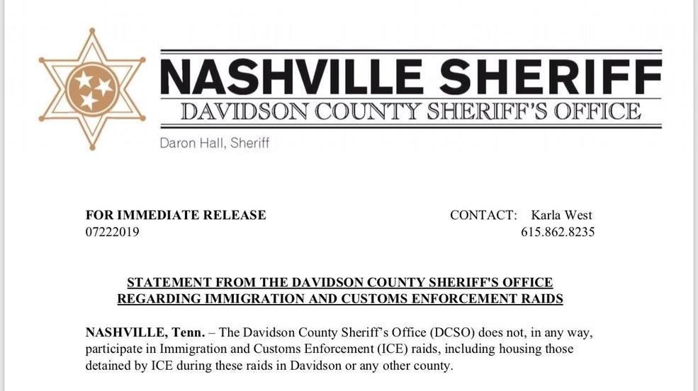 Ice Detain Sheriffs Office - Keshowazo