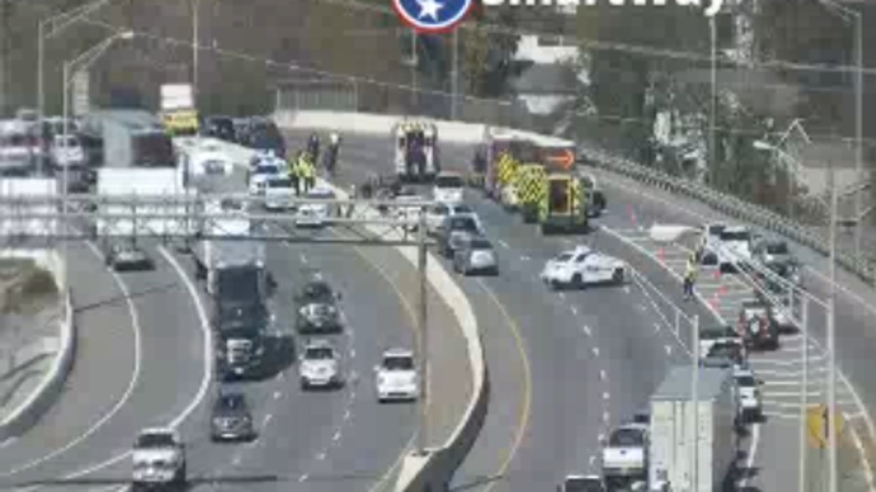 Metro Police: pedestrian struck, killed on I-40 in ... on u.s. route 40 map, us interstate 40 map, interstate 40 tennessee map,