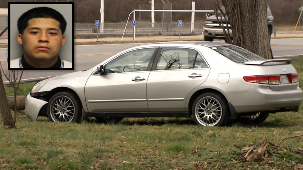 Teen wanted in critical shooting nabbed after high speed chase on I