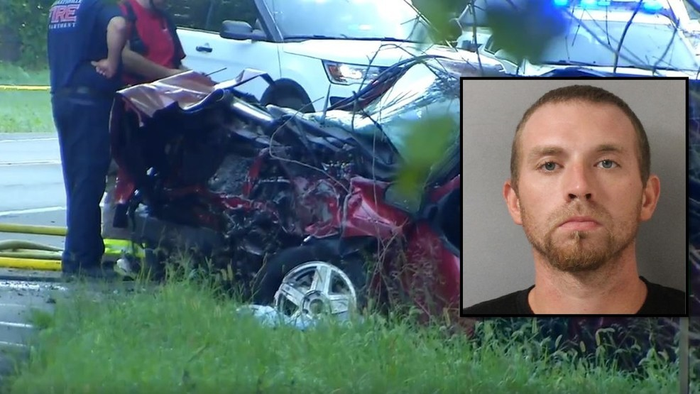 Man to be charged in two home invasions, police chase & head