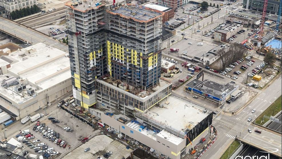 Luxury Mixed Use High Rise With Whole Foods Coming To The