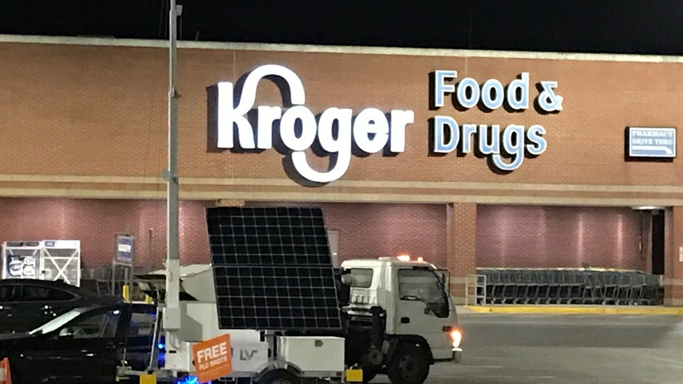 Kroger White House Tn >> Man Says He Was Shot At Kroger Near Germantown Wztv