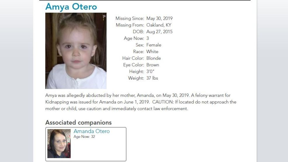Wanted Kentucky mother who left with child could be in Tennessee per