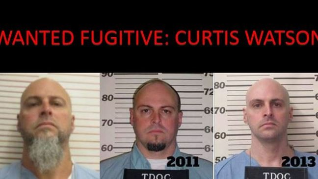 Escaped Tennessee inmate, now murder suspect 'could be
