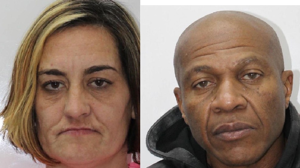 A 55-year-old man and 38-year-old woman have been arrested by Metro  Nashville Police after they were found having sex in a stolen vehicle  parked at William ...